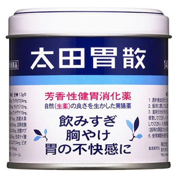 【第2類医薬品】太田胃散 140g  錠形【;細粒】