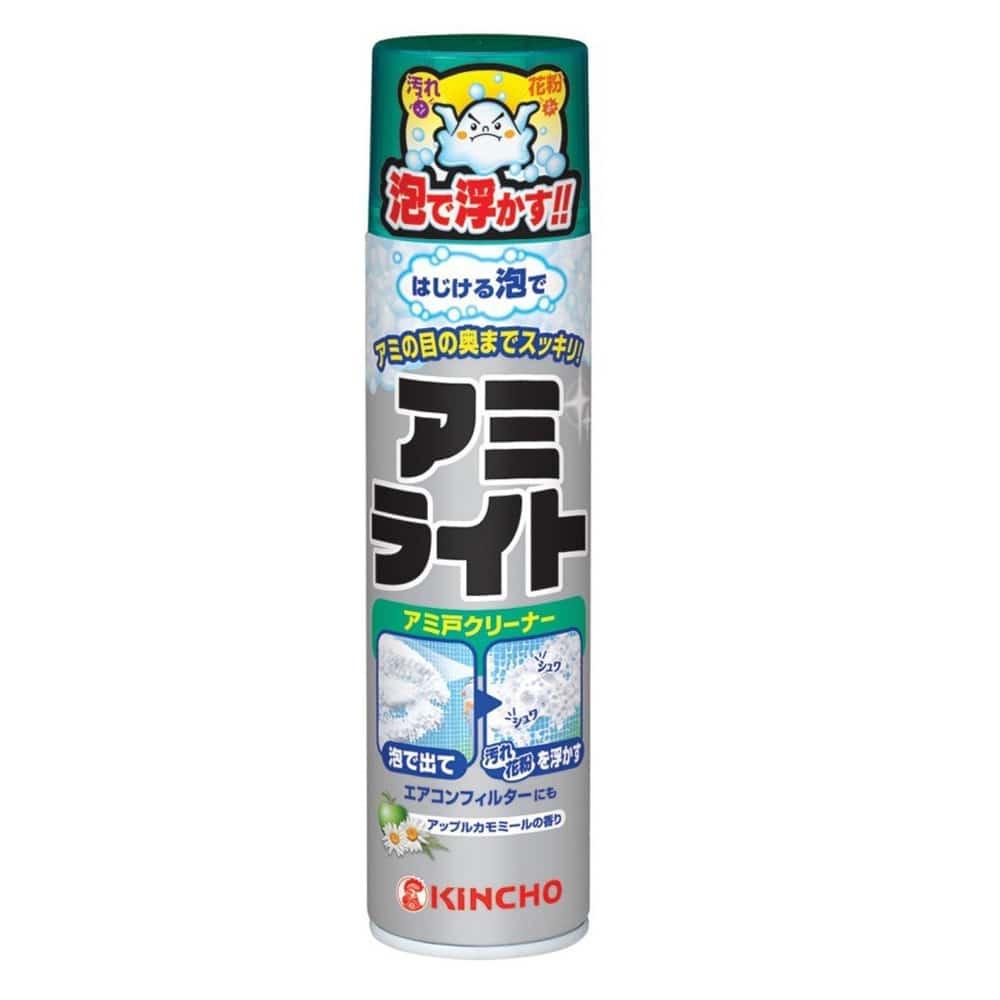 大日本除虫菊 金鳥 アミライト 泡タイプ 290ml
