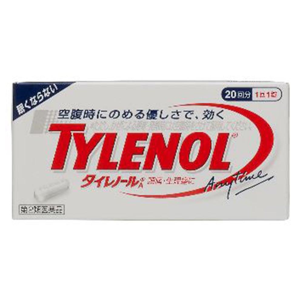【第2類医薬品】武田薬品 タイレノールA 20錠