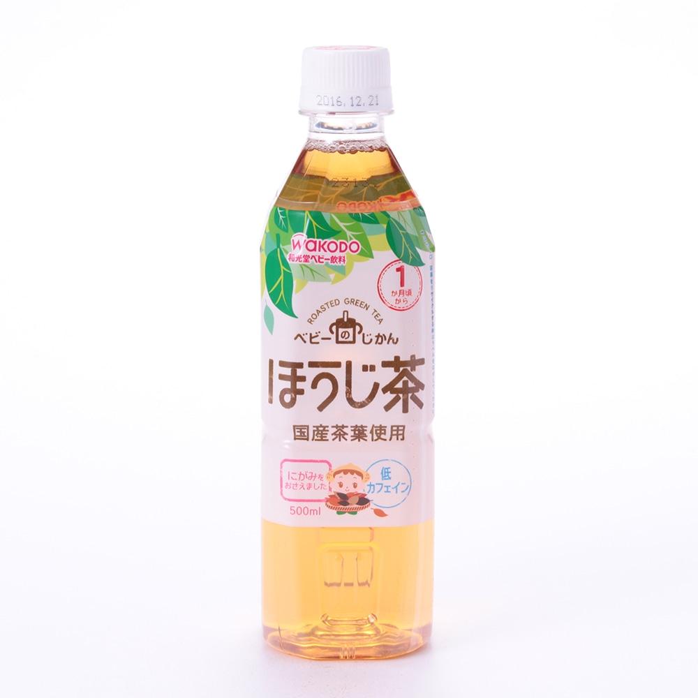 和光堂 ベビーのじかんほうじ茶 500ml