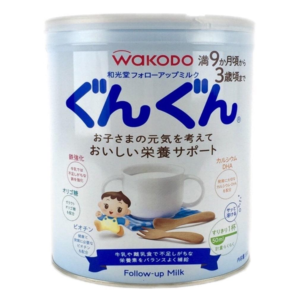 和光堂 フォローアップミルクぐんぐん830g