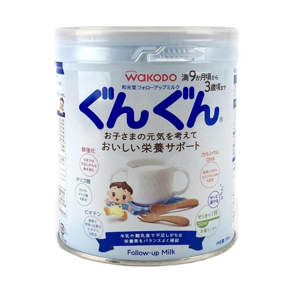 和光堂 フォローアップミルクぐんぐん300g