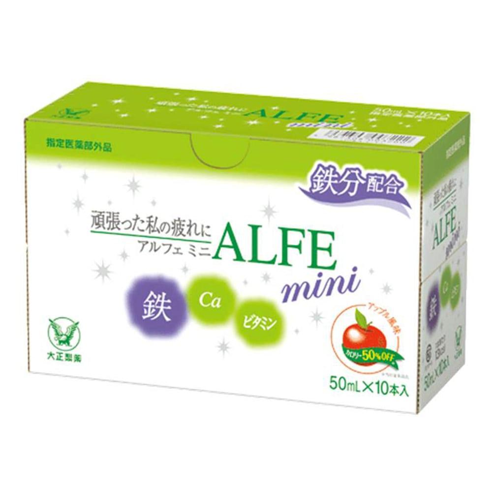 大正製薬 アルフェミニ 50ML×10本