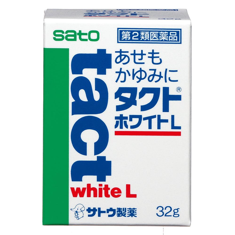 【第2類医薬品】タクトホワイトL 32g 剤形【;外用液剤】