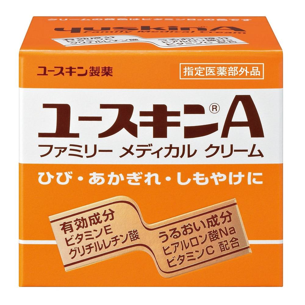 指定医薬部外品 ユースキンA 120g ファミリーメディカルクリーム