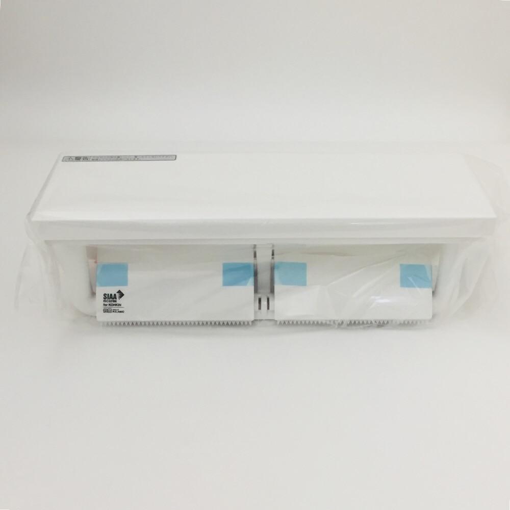 棚付2連紙巻器 CF−AA64/WA ホワイト