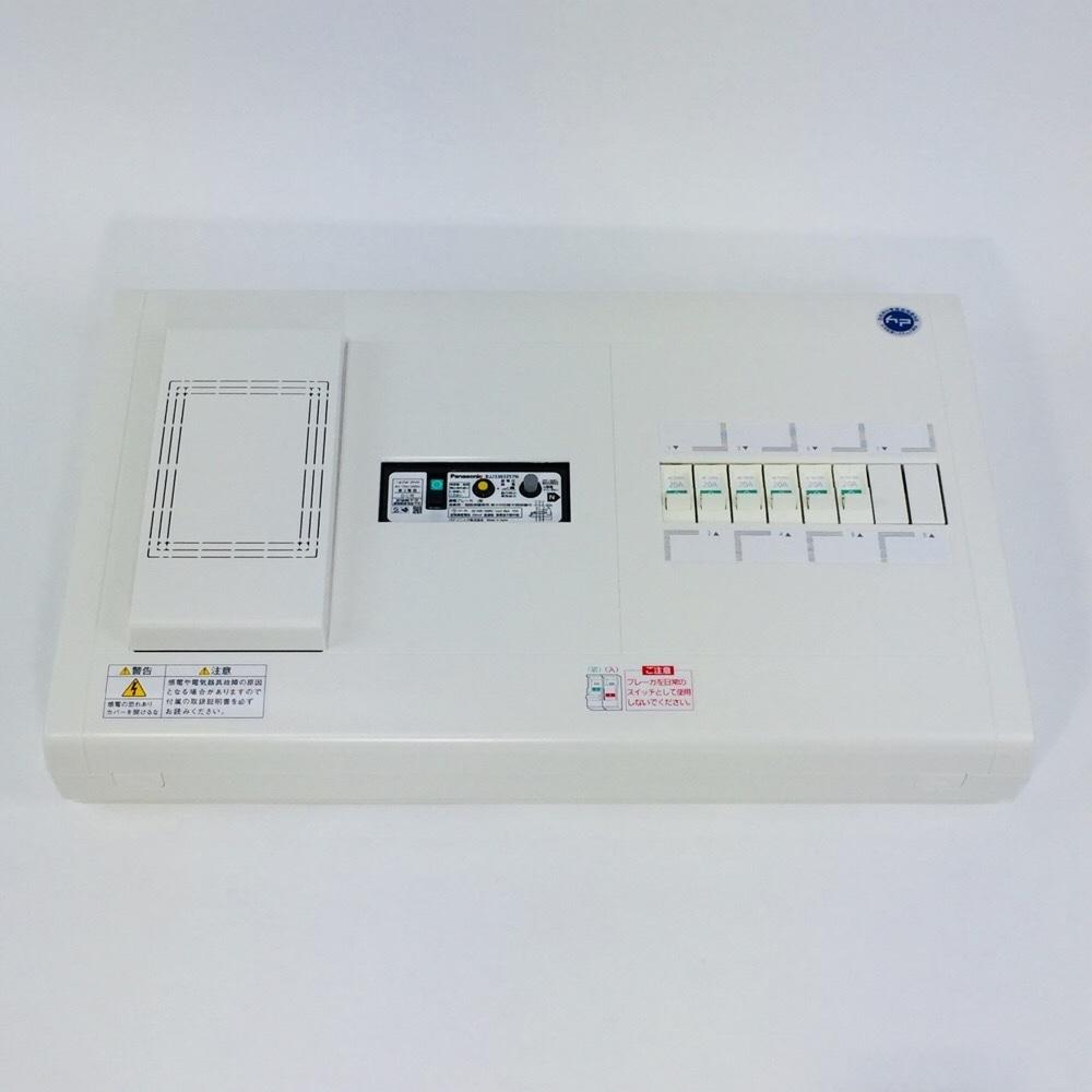 パナ 分電盤L付 30A6+2 BQWB3362