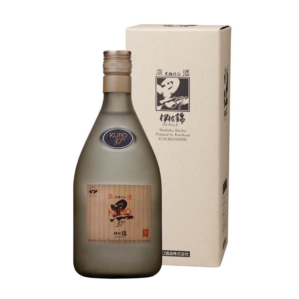 黒伊佐錦 原酒 芋 瓶 37度 720ml