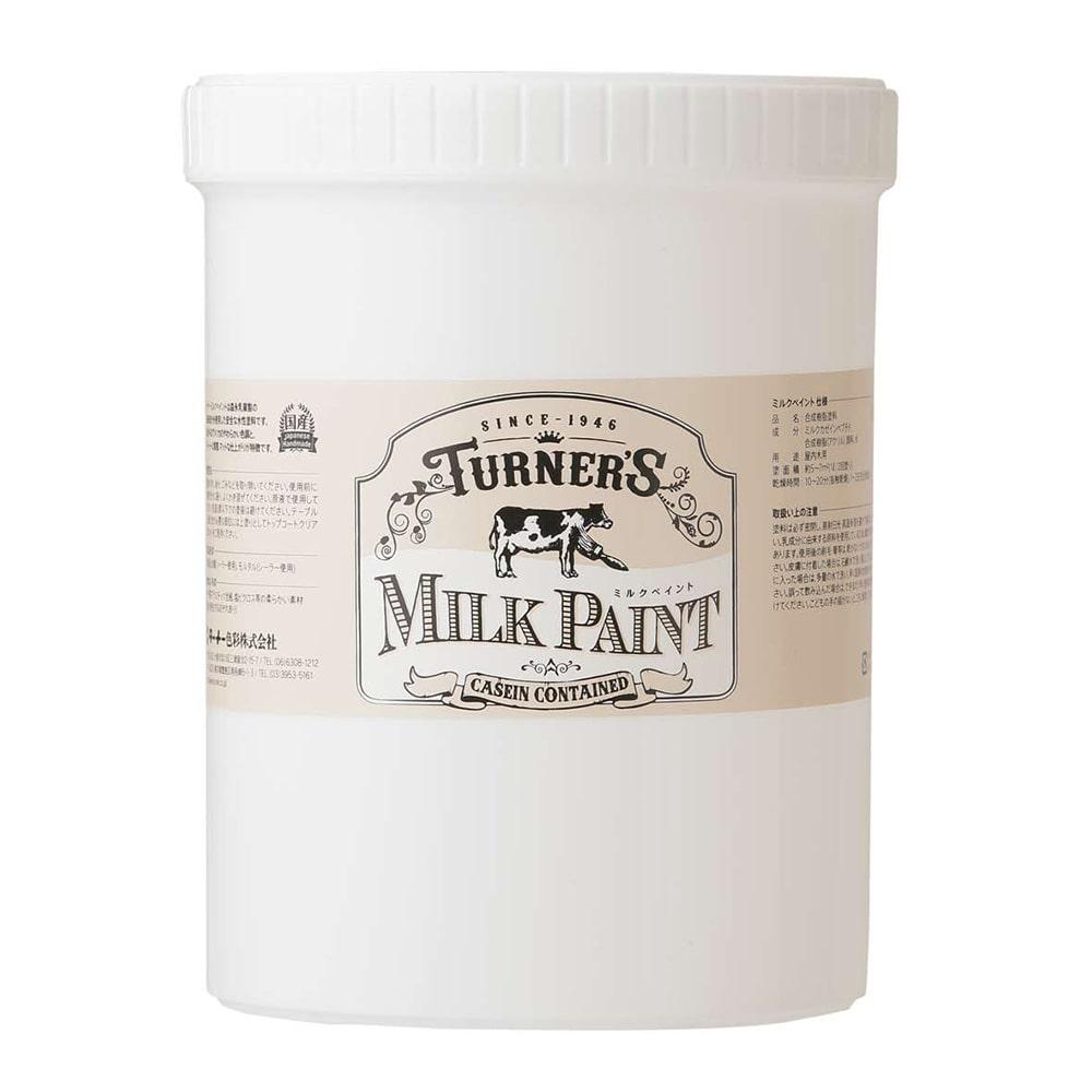 ミルクペイント スノーホワイト 1.2L