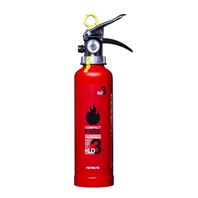 HATSUTA 蓄圧式ABC粉末消火器 3型 KLD-3