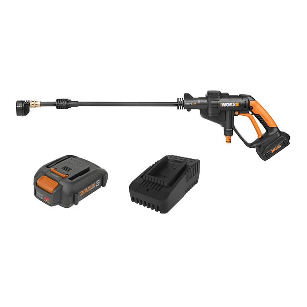 WORX 充電式 洗浄ガン バッテリー・充電器セット WG629.3