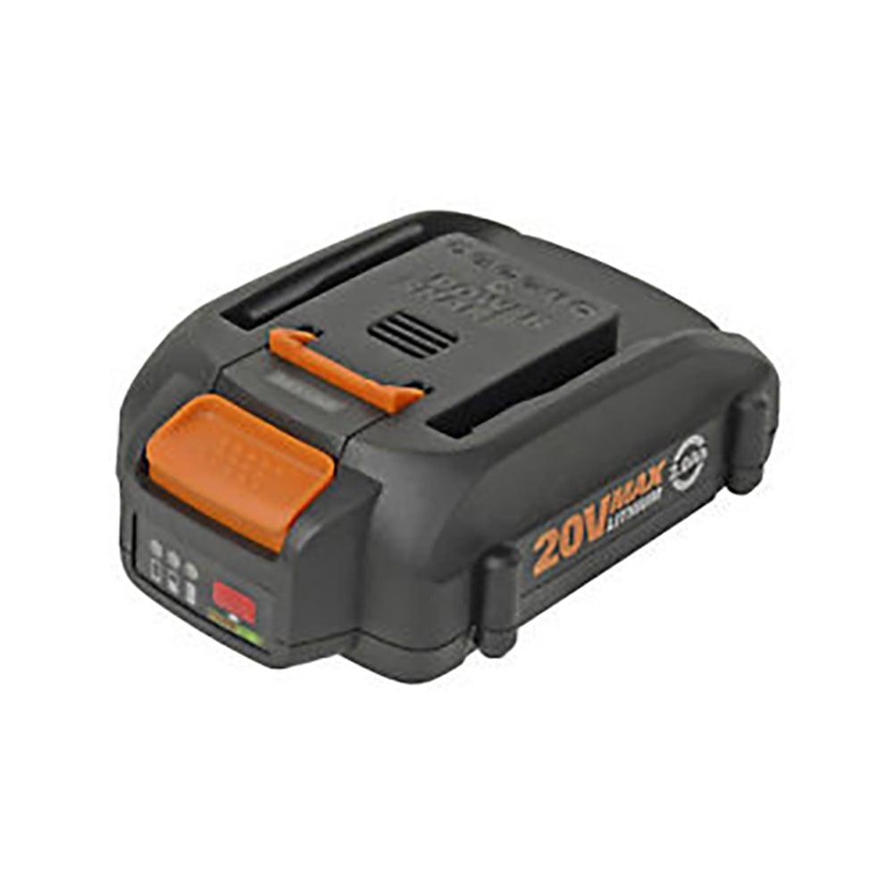 WORX バッテリーパック 2.0Ah 残量表示付き WA3575