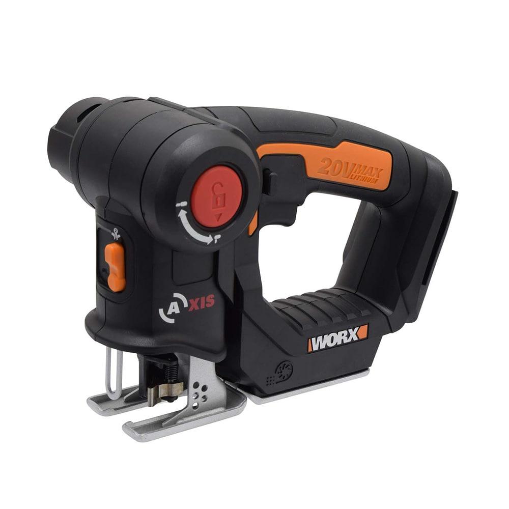 WORX 充電式 ジグソー&のこぎり Axis WX550L.9