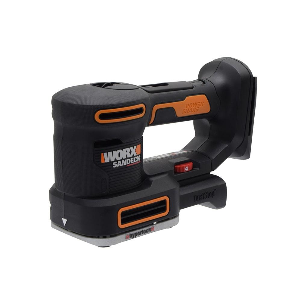WORX 充電式 マルチサンダー SANDECK WX820L.9
