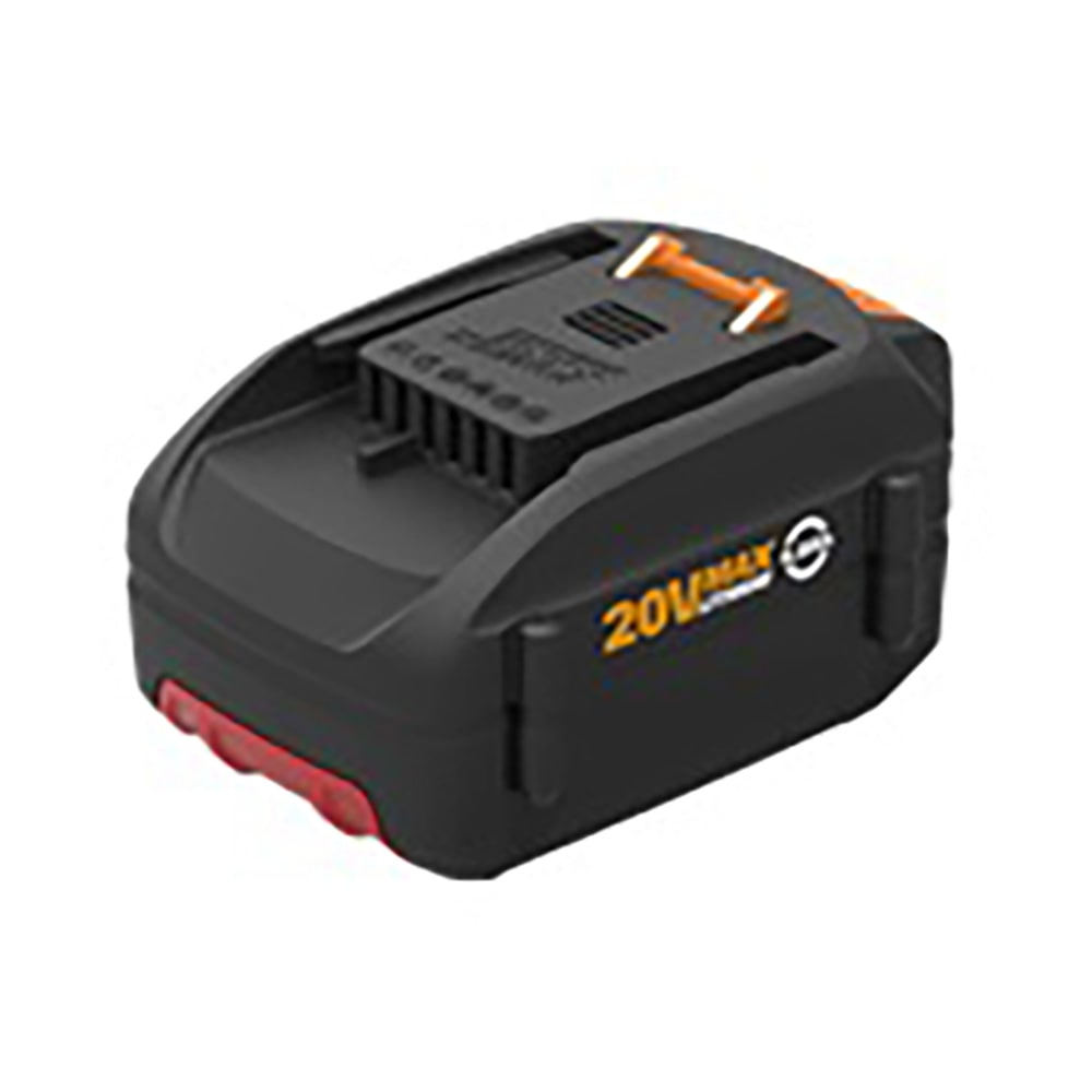 WORX バッテリーパック 4.0Ah 残量表示付き WA3578