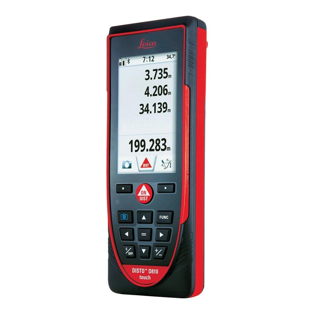 【CAINZ DASH】タジマ レーザー距離計 ライカディスト D810 touch