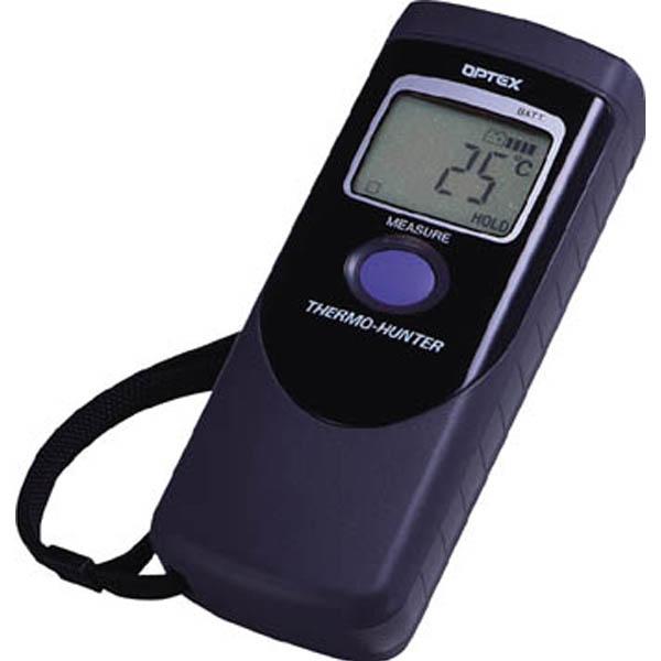 【CAINZ DASH】オプテックス ポータブル型非接触温度計