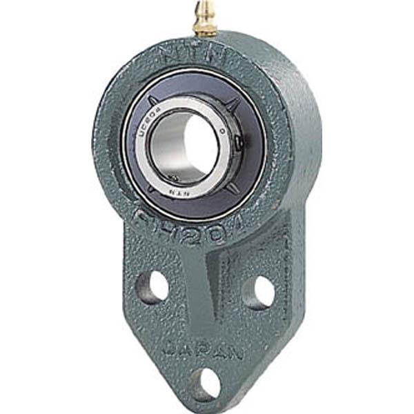 【CAINZ DASH】NTN G ベアリングユニット(止めねじ式) 軸径25mm全長68mm全高116mm