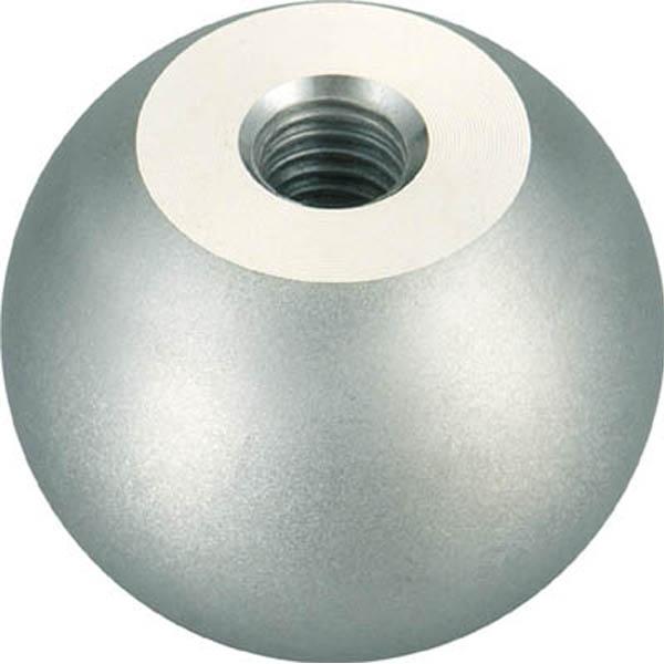 【CAINZ DASH】TRUSCO ステンレス製握り玉 Φ25X6mm