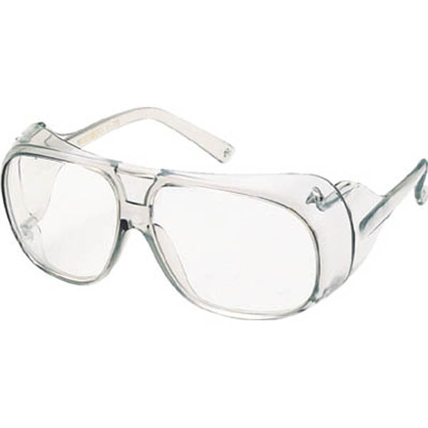 【CAINZ DASH】TRUSCO 二眼型セーフティグラス クリア