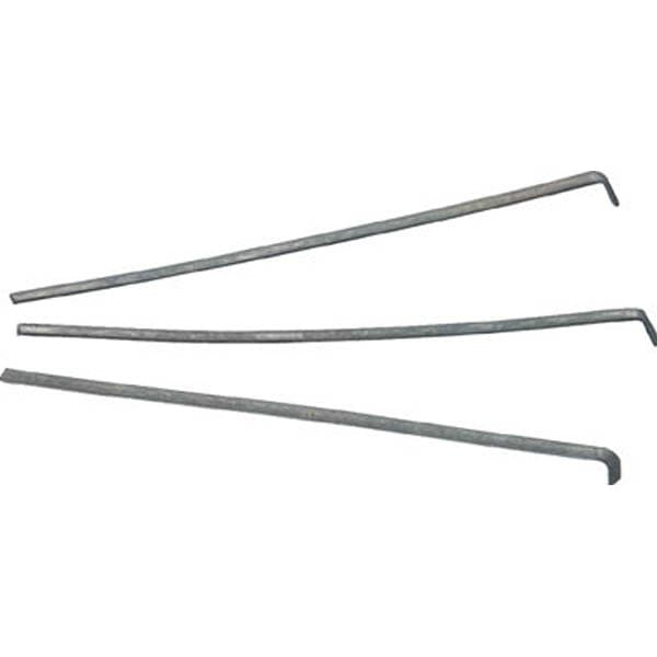 【CAINZ DASH】TRUSCO 折れ込みタップ除去工具 三本爪用替爪 12mm 1/2用