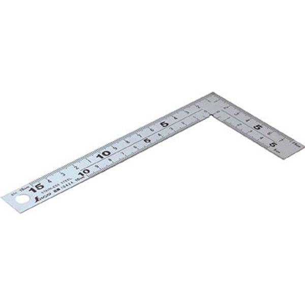 ○シンワ 曲尺 厚手広巾 15cm