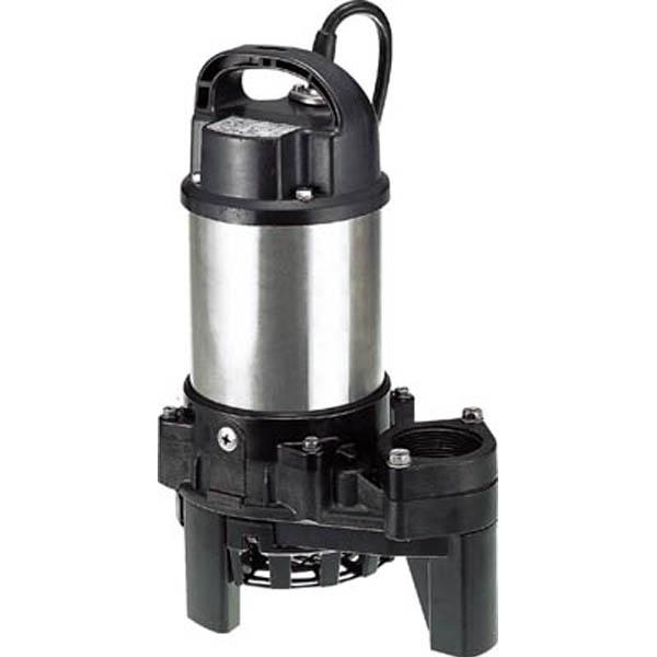【CAINZ DASH】ツルミ 樹脂製雑排水用水中ハイスピンポンプ 50Hz