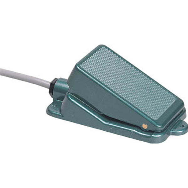 【CAINZ DASH】オジデン フットスイッチ 一般基本型 電気定格3A−250VAC