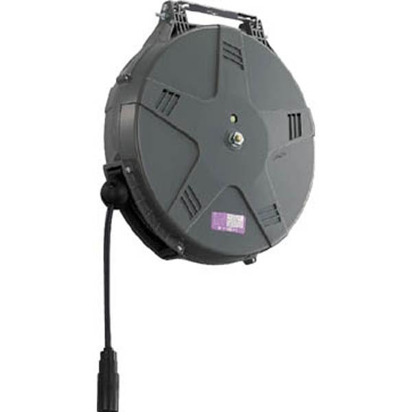 【CAINZ DASH】TRIENS エアーホースリール(耐スパッタ仕様)内径8mm×15m