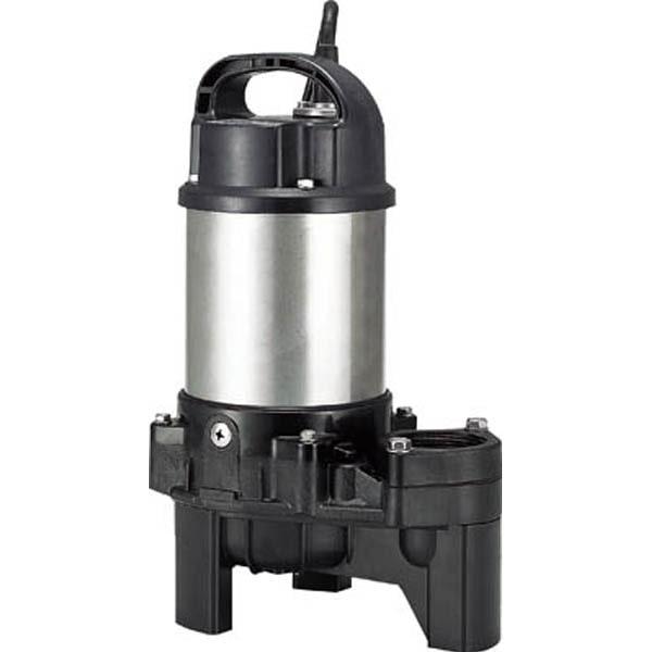 【CAINZ DASH】ツルミ 樹脂製汚物用水中ハイスピンポンプ 60Hz