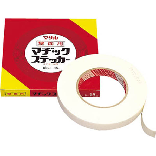 【CAINZ DASH】マサル マヂックステッカ−(壁面用) 18mmx15m