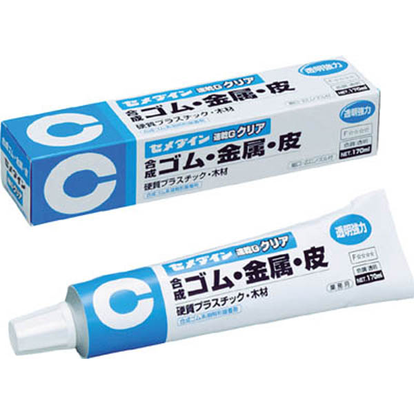 【CAINZ DASH】セメダイン 速乾Gクリアー 170ml CA−165