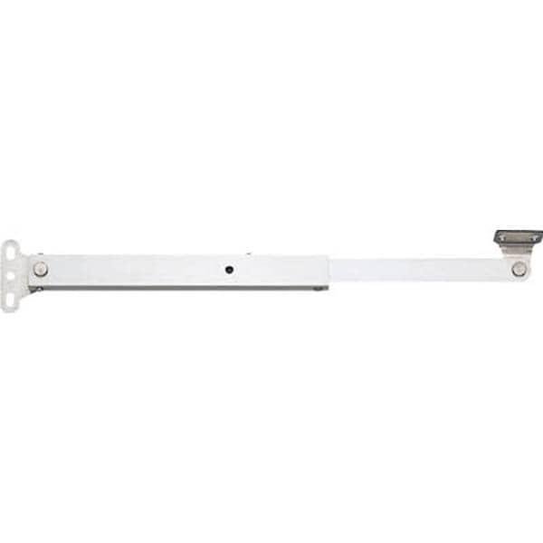 【CAINZ DASH】スガツネ工業 重量扉用フラップステー ステンレス(180−100−122)