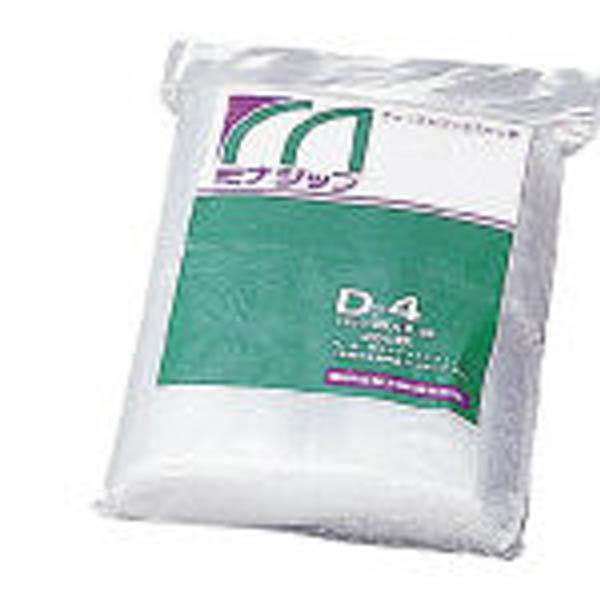 【CAINZ DASH】ミナ チャック付ポリエチレン袋 「ミナジップ」D−4 (200枚入)