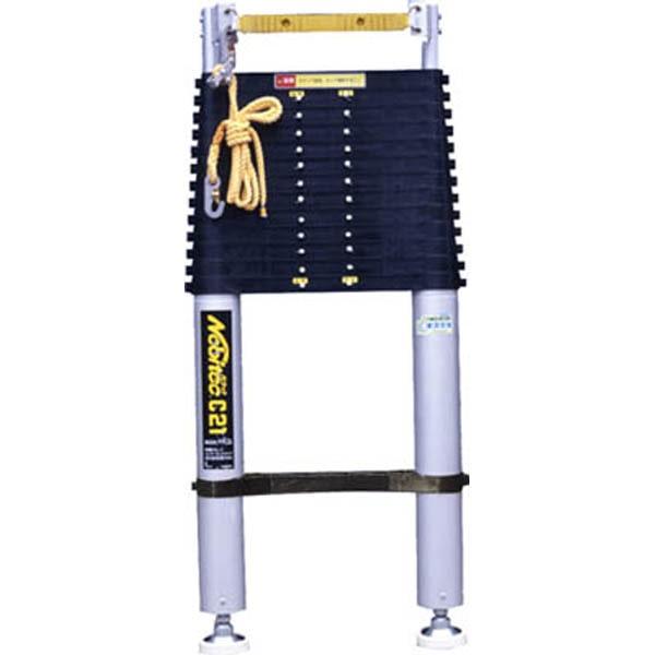【CAINZ DASH】KSS ノビテック 伸縮はしご5m(電柱昇降用)