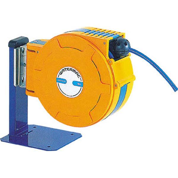 【CAINZ DASH】ハタヤ 自動巻取ホースリール ウォーターマック 水用15m