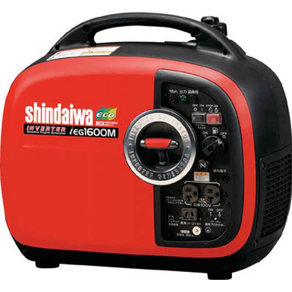 【CAINZ DASH】新ダイワ 防音型インバーター発電機 1.6kVA