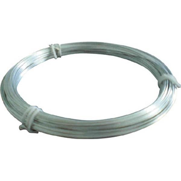 【CAINZ DASH】TRUSCO スチール針金 小巻タイプ 線径1.2mmX25m