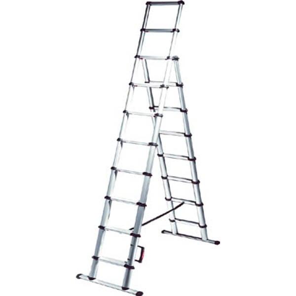 【CAINZ DASH】ハセガワ コンパクト脚立梯子