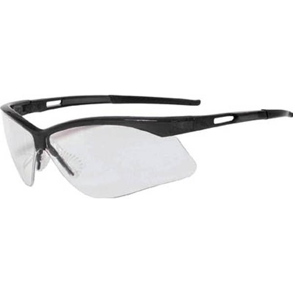 【CAINZ DASH】TRUSCO 二眼型セーフティグラス フレームブラック