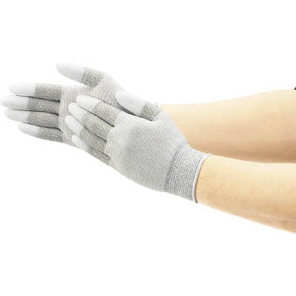 【CAINZ DASH】ショーワ まとめ買い 簡易包装制電ライントップ手袋10双入 Lサイズ