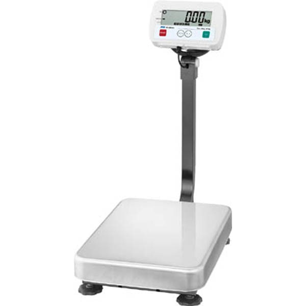 【CAINZ DASH】A&D 防水型デジタル台はかり 150kg/20g
