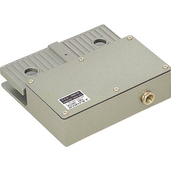 【CAINZ DASH】オジデン フットスイッチ シーソー式 電気定格6A−250VAC