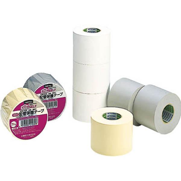 日東 配管保護テープ 灰色 0.15x50x18