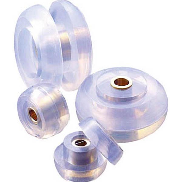 【CAINZ DASH】Taica 防振材ゲルブッシュ A−1 φ3mm 0.12〜0.62kg