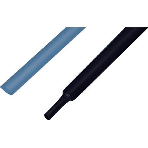 【CAINZ DASH】住友電工 熱収縮チューブ 一般用 黒 (10本入)