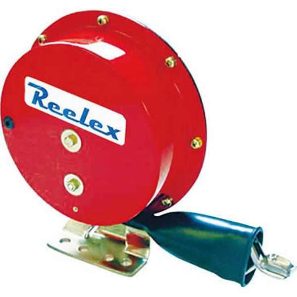 【CAINZ DASH】Reelex 自動巻アースリール 据え置き取付タイプ