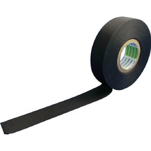 【CAINZ DASH】日東 アセテート粘着テープ NO.5 19mmX20m 黒