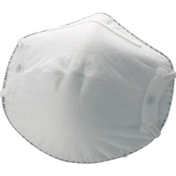 【CAINZ DASH】TRUSCO 一般作業用マスク 活性炭入  (10枚入)