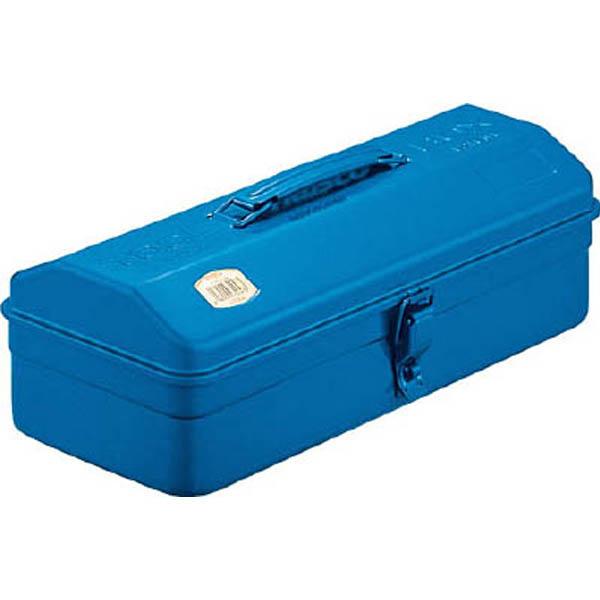 TRUSCO 山型工具箱 359X150X124 ブルー Y350B